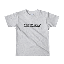 Load image into Gallery viewer, Replay FX Logo Short Sleeve Kids T-Shirt