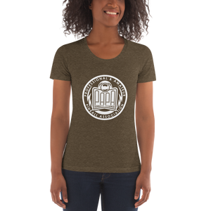 PAPA Crest Women's Crew Neck T-Shirt