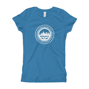 Pinburgh Logo Girl's T-Shirt