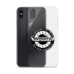 Replay FX Crest iPhone Case