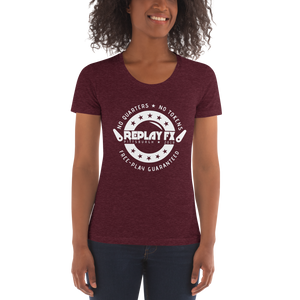 Vintage Replay FX Crest Women's Crew Neck T-Shirt