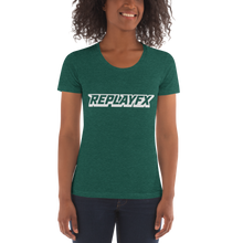 Load image into Gallery viewer, Replay FX Logo Women's Crew Neck T-Shirt