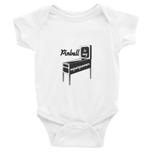 Load image into Gallery viewer, Pinball Is My Superpower Infant Bodysuit