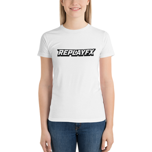 Replay FX Logo Short Sleeve Women's T-Shirt