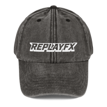 Load image into Gallery viewer, Replay FX Logo Vintage Hat