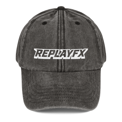 Replay FX Logo Vintage Hat