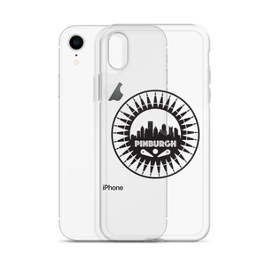 Pinburgh Logo iPhone Case