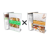 2400 Calorie Vegan Meal Plan x Comprehensive Vegan Nutrition Guide Bundle - Vegan Health Hub