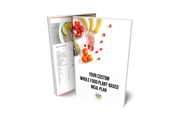 4-Week Custom Vegan Meal Plan