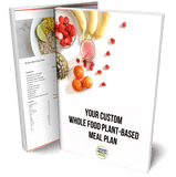 Custom Whole Food Plant-Based Meal Plan