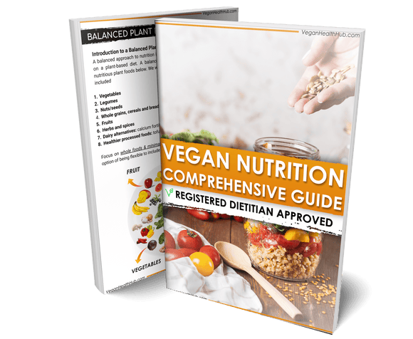 Comprehensive Vegan Nutrition Guide