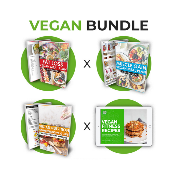 Vegan Fitness Bundle - Vegan Health Hub