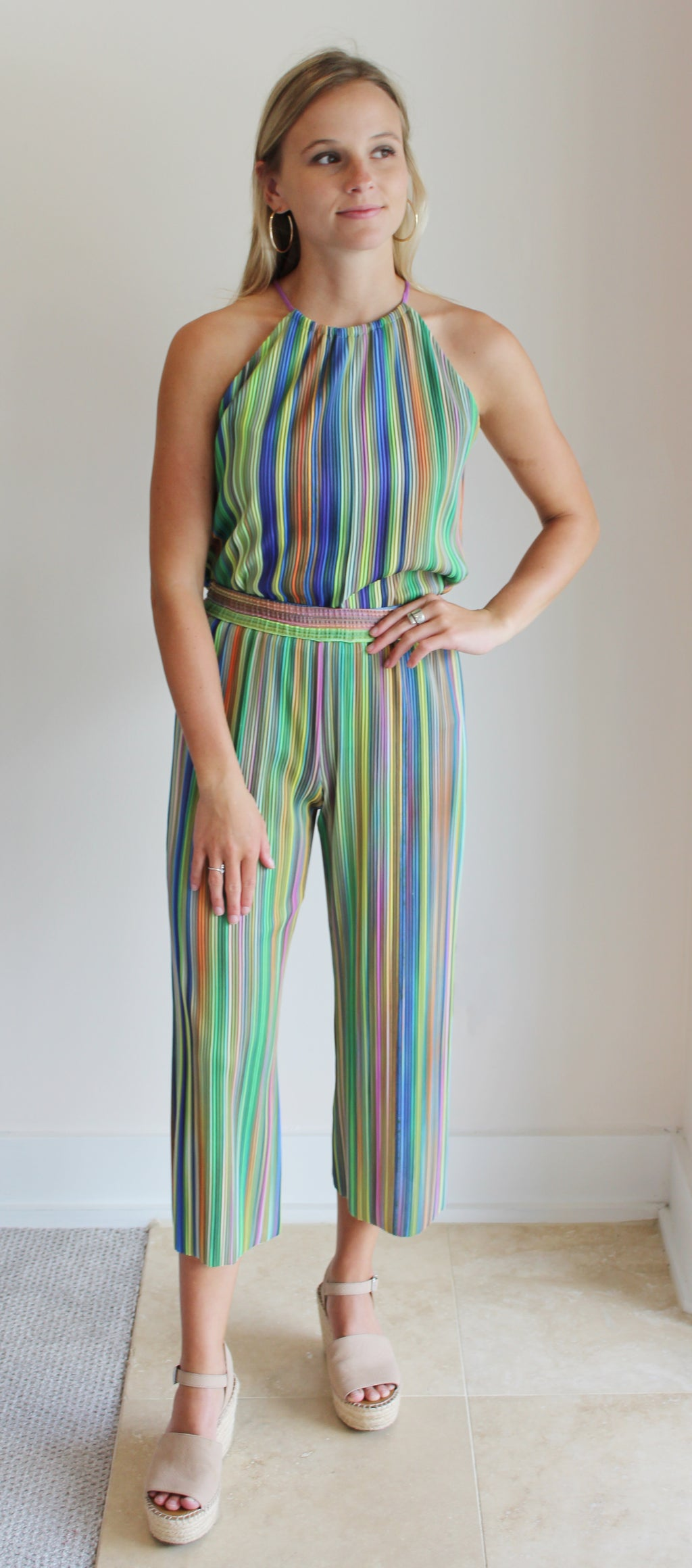 Conrad Rainbow Pull-On Pant