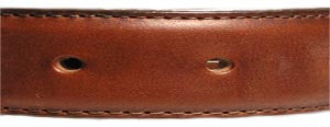 Oil Tan Brown Belt Strap