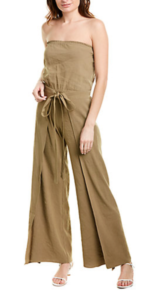 Owen - Strapless Jumpsuit