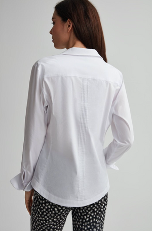 Andy T Button Front Blouse
