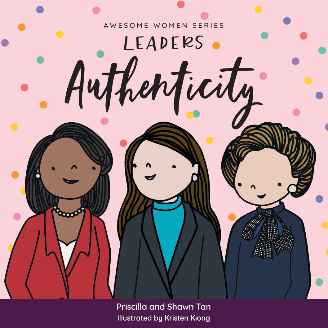 Leaders: Authenticity (PRE-ORDER)