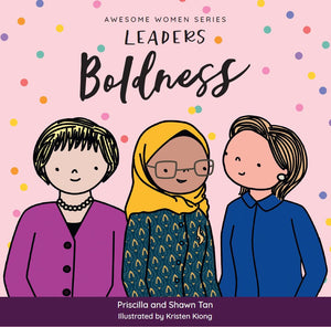 Leaders: Boldness