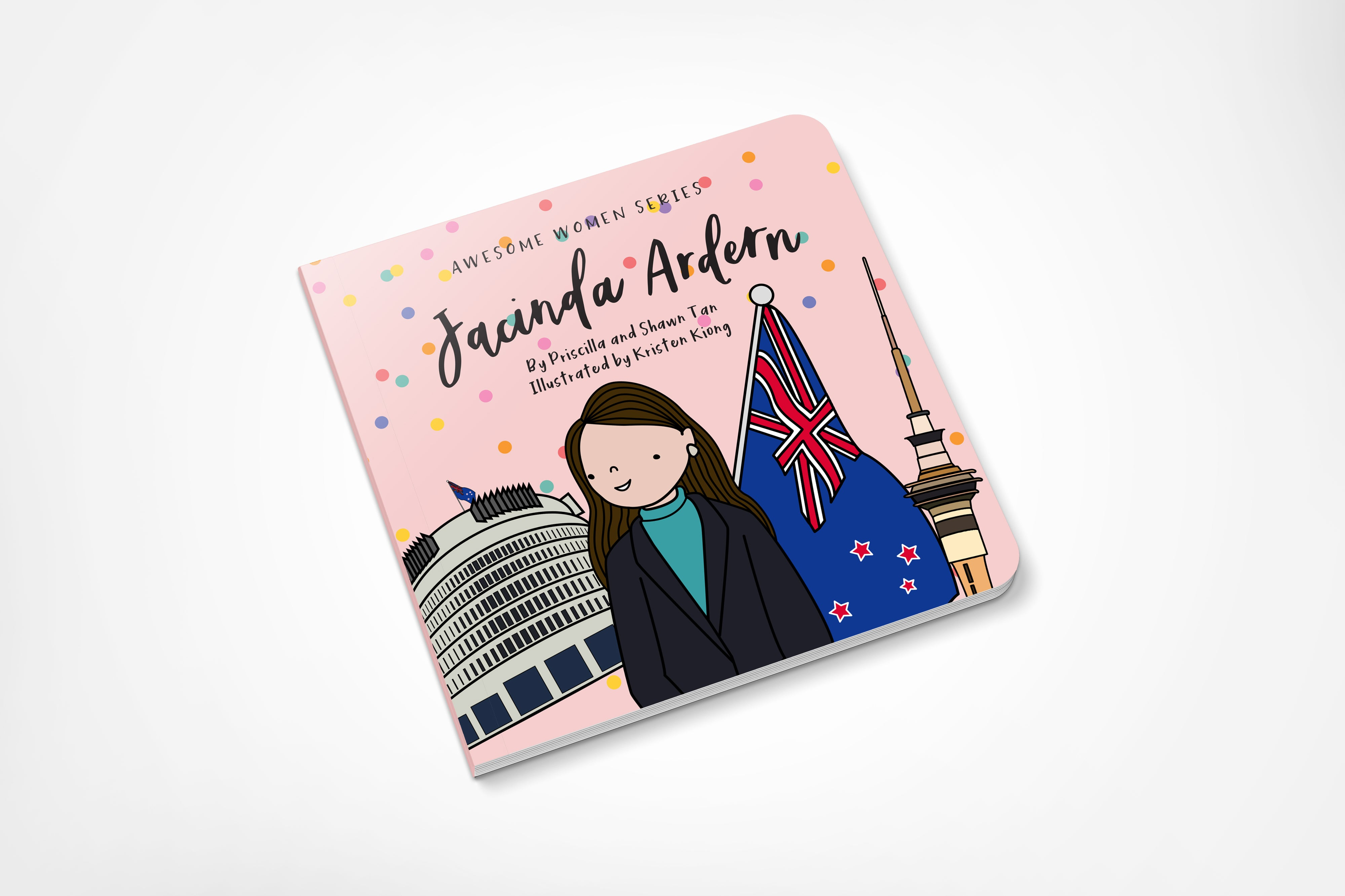 Leaders | Jacinda Ardern