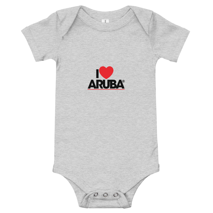 I love Aruba Baby T-Shirt