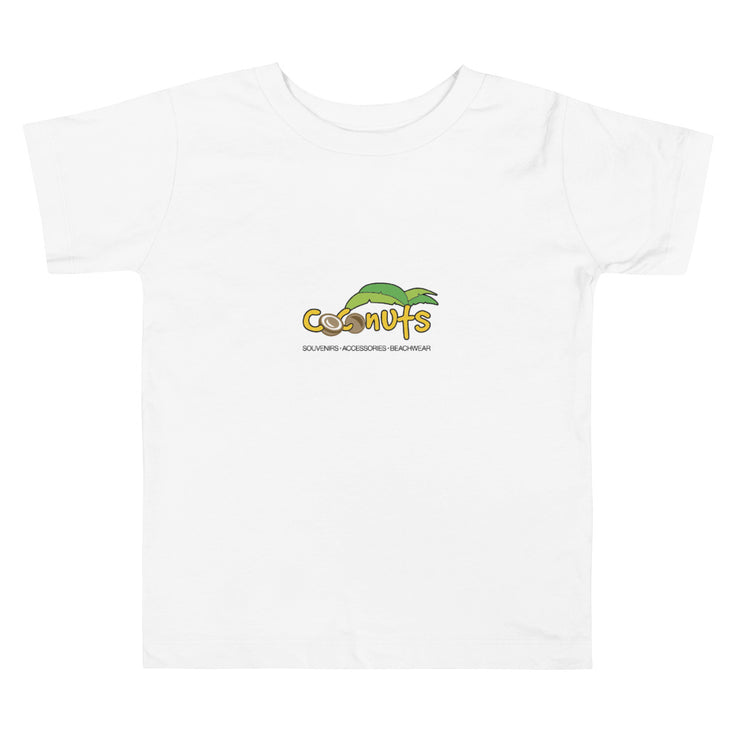 Coconuts Toddler Short Sleeve Tee