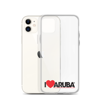 iPhone Case I love Aruba