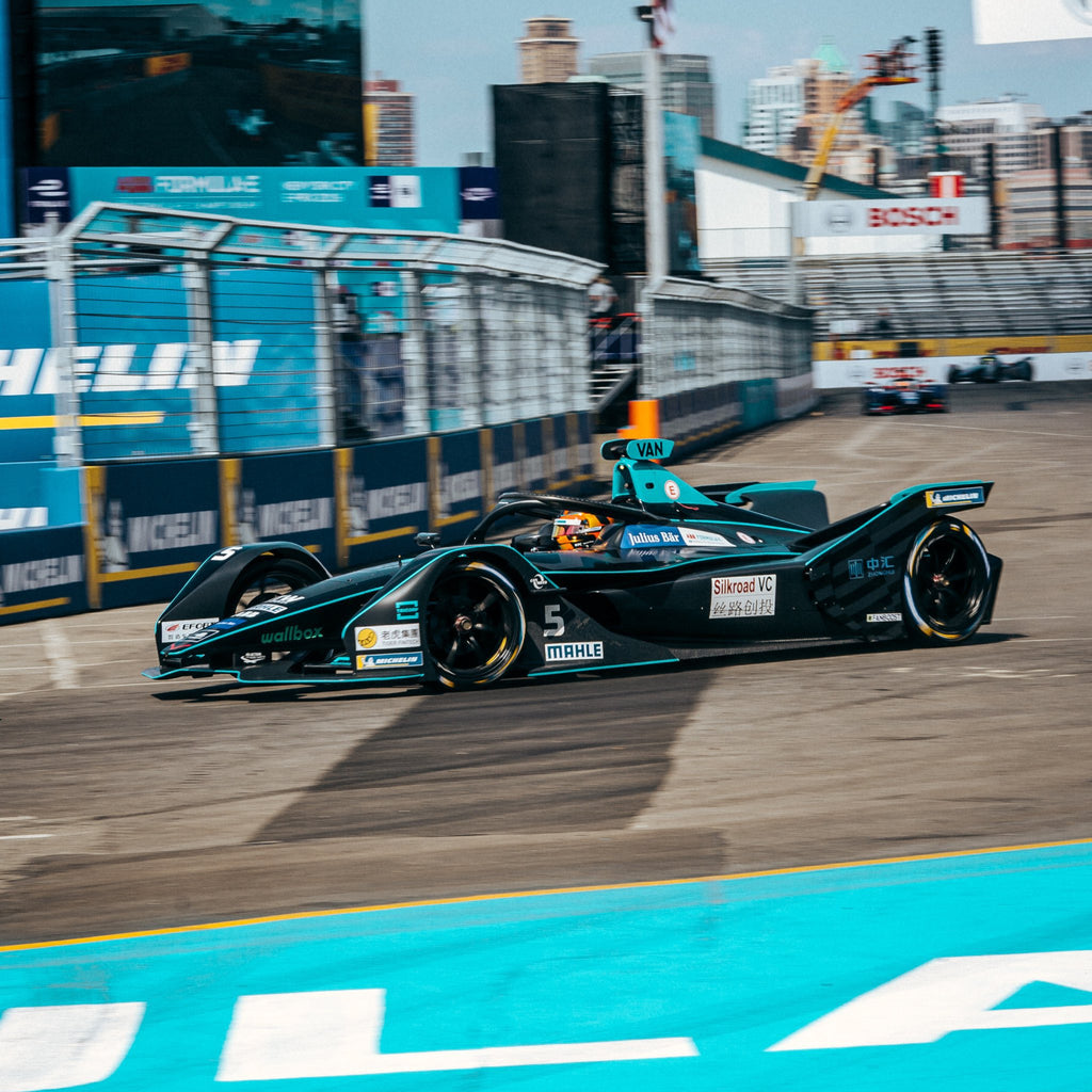 Two Cars in the Points: Impressive Farewell Performance from HWA Racelab