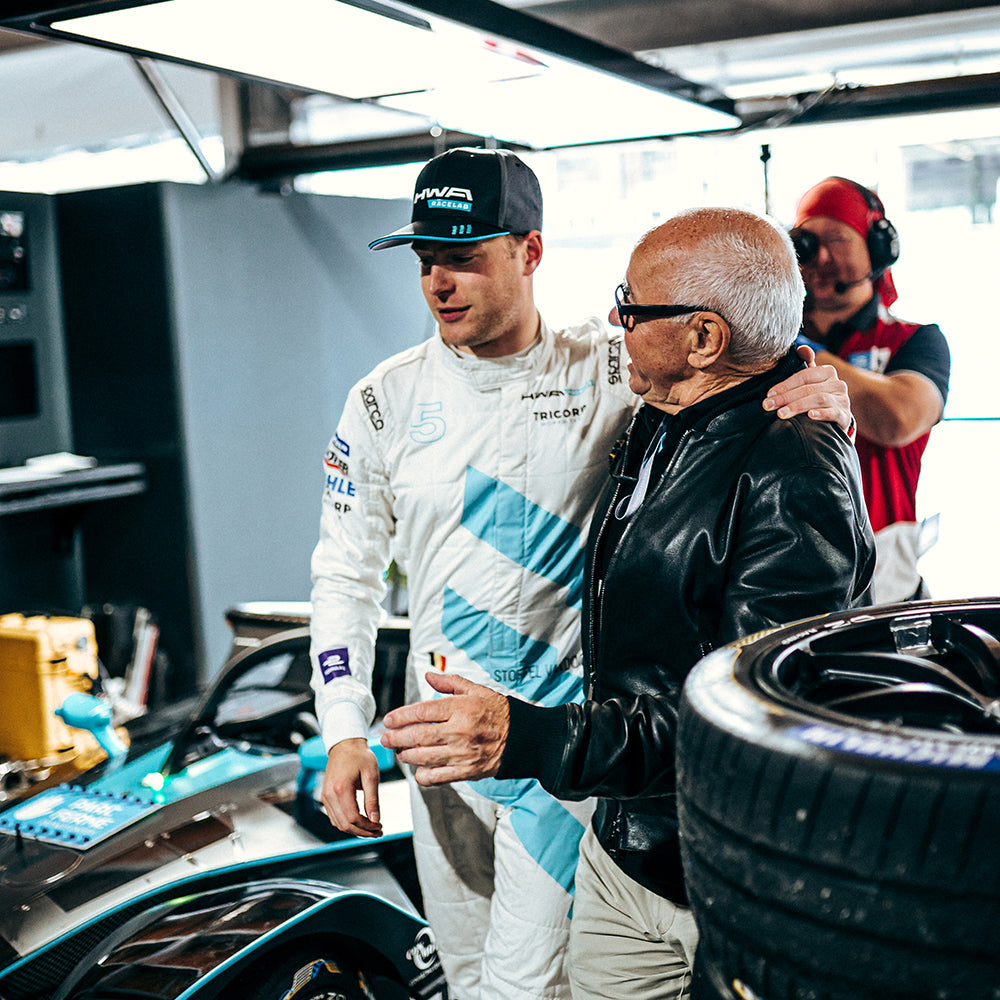 HWA Racelab in the Points Again at Its Home E-Prix in Berlin