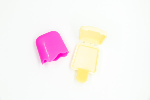 Popsicles Glossy Grin Cute Lip Balm Containers- DIY Empty refillable containers