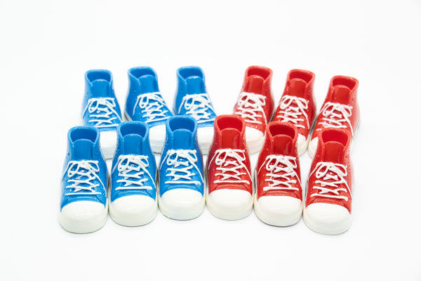 Shoes Glossy Grin Cute Lip Gloss Containers- DIY Empty refillable containers