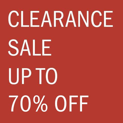 Annual Clearance Sale!!!