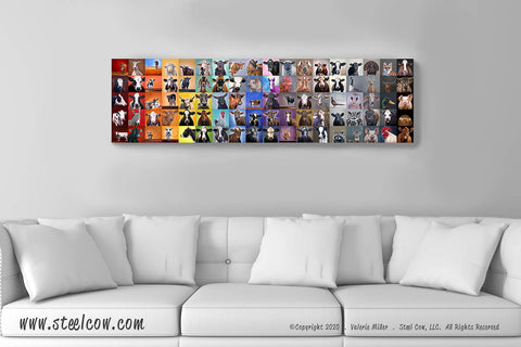 """Sweet 16"" Limited Edition Canvas Prints, Available in 4 sizes"