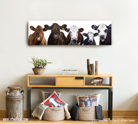 """Beefy Babes""™ Canvas Prints, 3 sizes available"