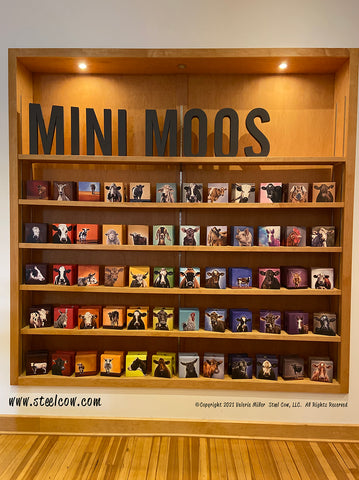 "Mini Moo™ Canvas Prints 6""x6"" (86 images available)"