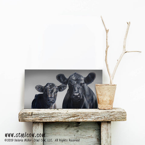 """Momma's Girl"" Canvas Prints (4 sizes)"