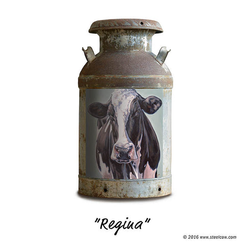 Limited Edition Milk Cans