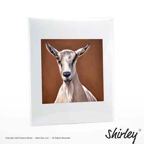 Shirley Paper Print