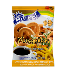 Rosquilla Corn & Cheesy Rings