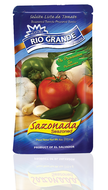 Seasoned Tomato Sauce