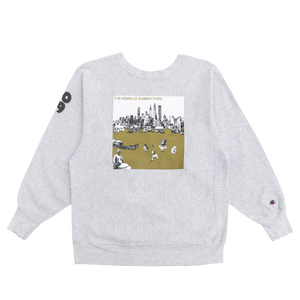 HISSING OF SUMMER TEARS Crewneck