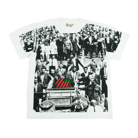 Tears, flags & caskets tee