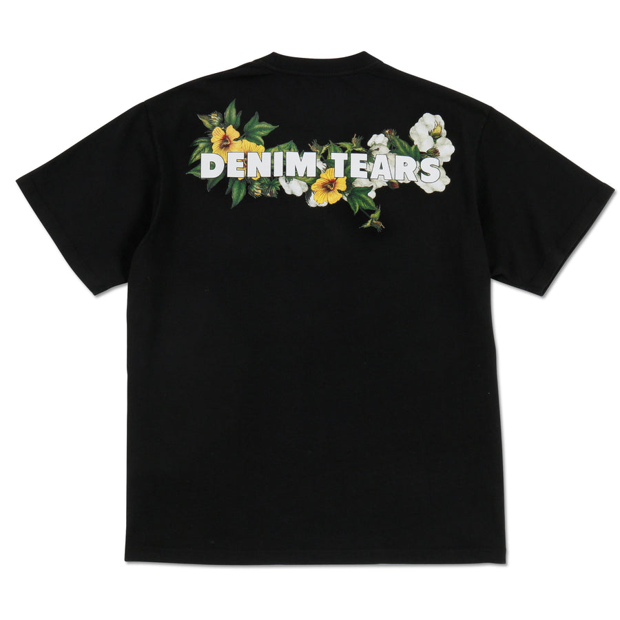 Black Moses & The Burning Cotton Bush Tee