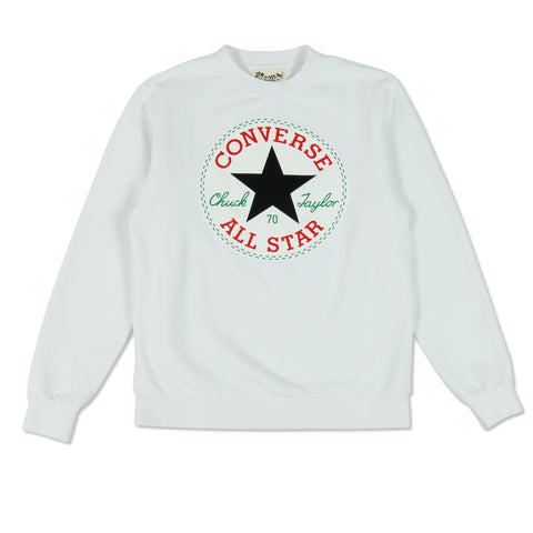 Patch & Plate Crewneck