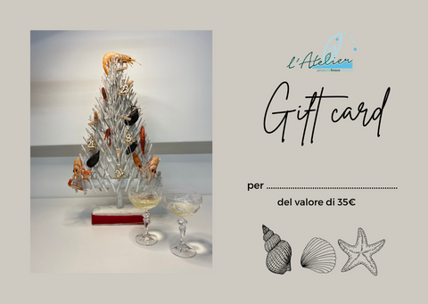 Gift card - valore 35€