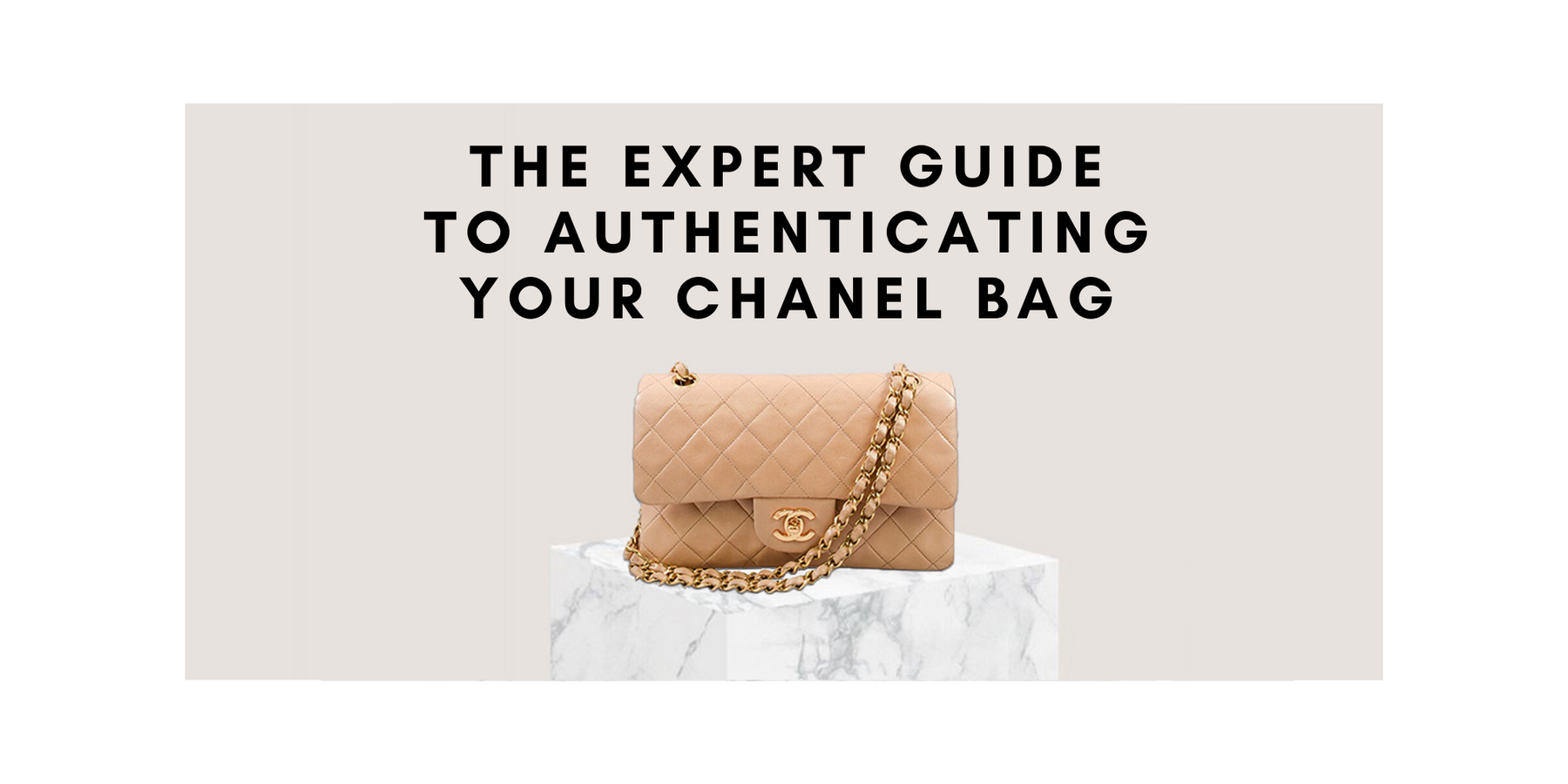 How To Authenticate A Chanel Bag