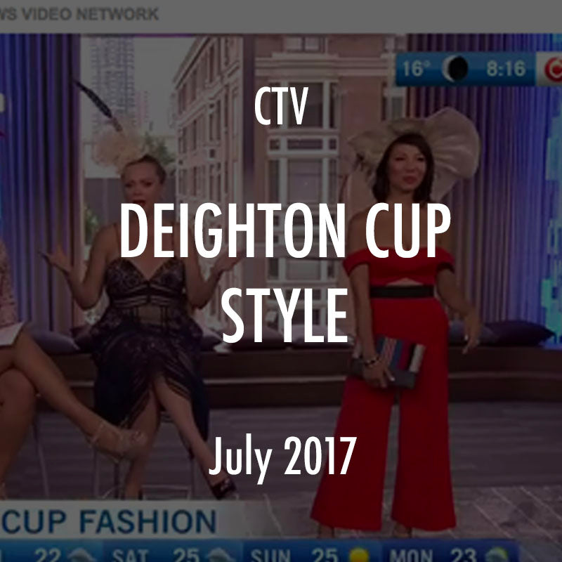 Deighton Cup Fashion on CTV