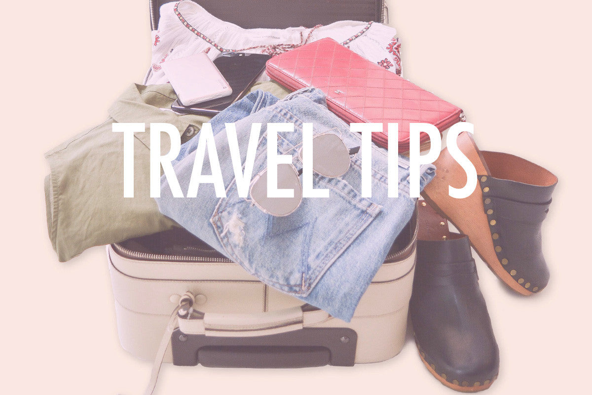What to Pack: Weekend Getaway