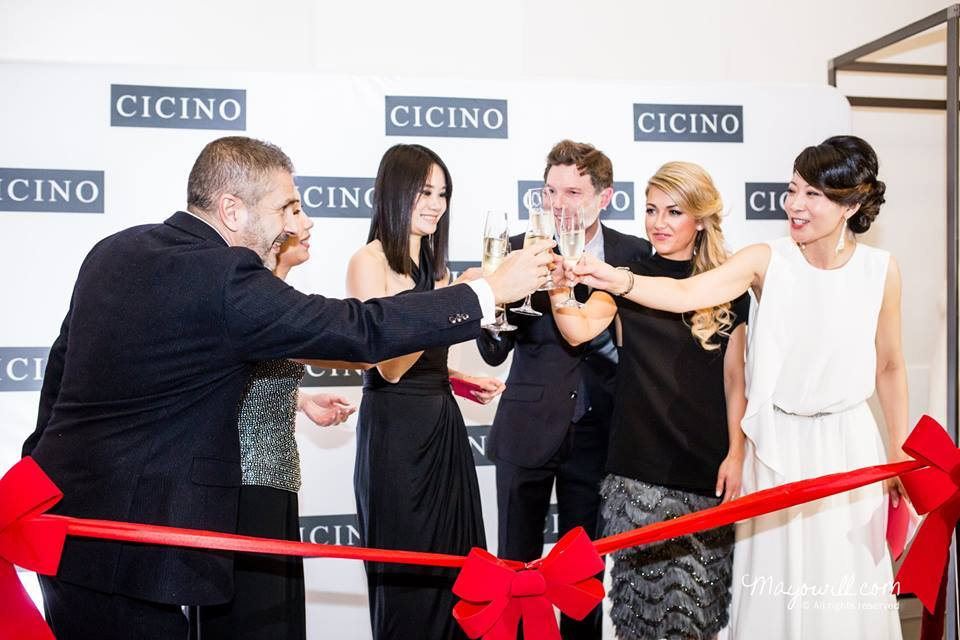CICINO Vancouver Grand Opening
