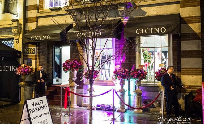 Cicino Vancouver, Photo by Mayowill Photography