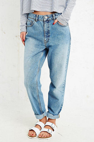 Your typical mom jeans...yay or nay?